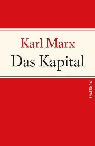 Buchseite und Rezensionen zu 'Das Kapital' von Karl Marx