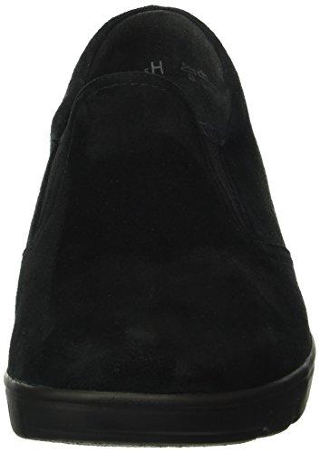 Semler Judith, Mocassins Femme, Noir Noir (001)