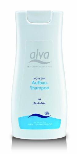 Französisch-shampoo (Alva Spezial Haarpflege Koffein Aufbau Shampoo 250 ml)
