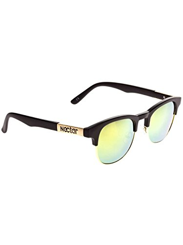 Nectar 2016 Growler Clubby UV400 Sunglasses Black