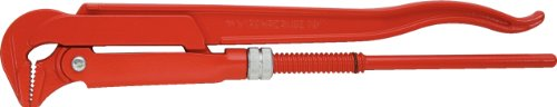 KS Tools 111.3000 Eckrohrzange, 90° gewinkelt, 3 Zoll