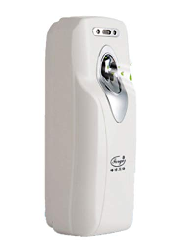 Luz Senser pulverizador de fragancia ambientador automático aerosol dispensador montado en la pared auto para inodoro aerosol 300ml dispensador de perfume para el hogar