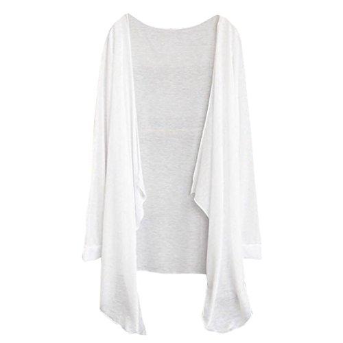 MERICAL Summer Women Long Thin Cardigan Modal Sun Protection Clothing Tops