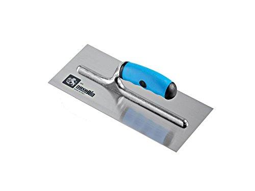 Ausonia 42010 - Espátula para yeso (metal, plana)