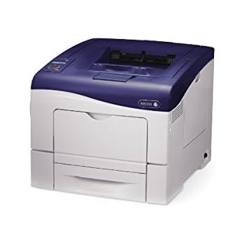 Xerox 6600V DN Phaser Stampante Laser a Colori, 35 ppm, Adobe PS3, Network, Fronte/Retro, Grigio/Blu