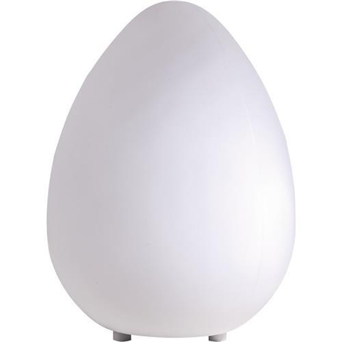 Heitronic Egg Weiß 27622