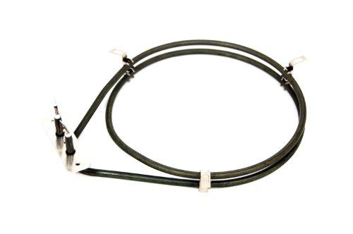 Ariston Indesit nuevo mundo Ventilador Horno Elemento calefactor. Equivalente a número de...