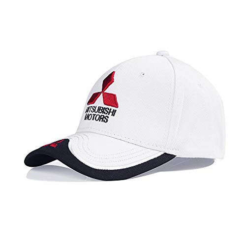 Herren Racing Kostüm - YanLong Mitsubishi Baseball Cap Motocross Hut