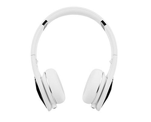 Monster DNA Black Tuxedo OnEar-Kopfhörer mit ControlTalk für Apple schwarz/weiß Monster Cable Dna