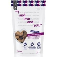 i-and-love-and-you-nice-jerky-venison-dog-treat-biscuit-4-ounce-6-per-case-by-n-a