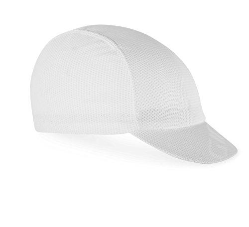 Giro Fahrradhelm SPF30 Ultralight Cap, weiß, One size, 265035001