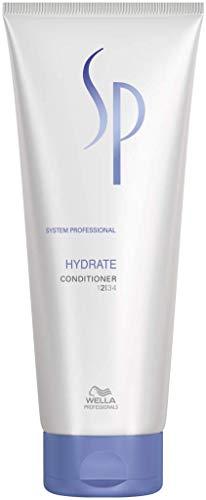 Feuchtigkeitsspendende Feuchtigkeitsspendende Haar-conditioner (Wella SP Hydrate Conditioner für trockenes Haar, 200 ml)