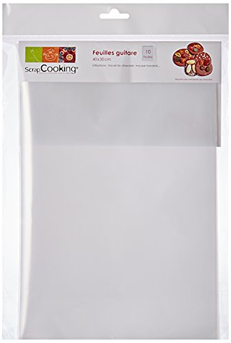 scrapcooking-9422-guitare-carnet-de-10-feuilles-ingredients-multicolore-342-x-232-x-05-cm