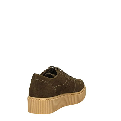 Windsor Smith Oracle, Sneaker a Collo Alto Donna Moss
