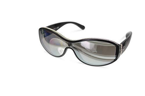 CHANEL Sonnenbrille Chaine CH6052 C501/6G Schwarz