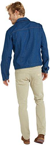 Wrangler Herren Jeans Greensboro Freewheelin Beige (Camel 9J)