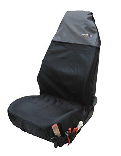 # Sitzauflage Sitzschoner einzeln OUTDOOR grau (Grau Einzelne)
