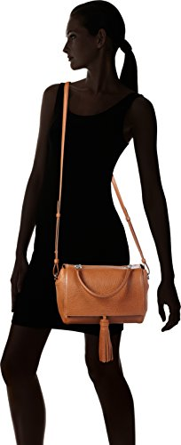 Hugo - Tecla-a 10202305 01, Borse Baguette Donna Arancione (Dark Orange)