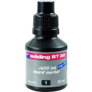 Preisvergleich Produktbild Edding Nachfülltusche BT 30 - für Boardmarker, 30 ml, schwar
