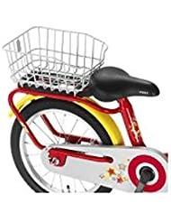 Puky GKZ Fahrrad Gepäckträger Korb silber