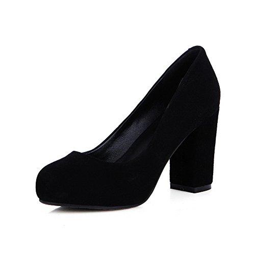 BalaMasa , Damen Pumps, Schwarz - schwarz - Größe: 34