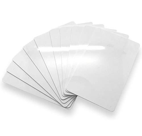 10 x NFC Tarjetas visita Tags   NXP Chip NTAG215  