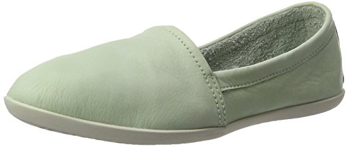 Softinos Olu382sof, Chaussures slip-on Femme Pastel Green
