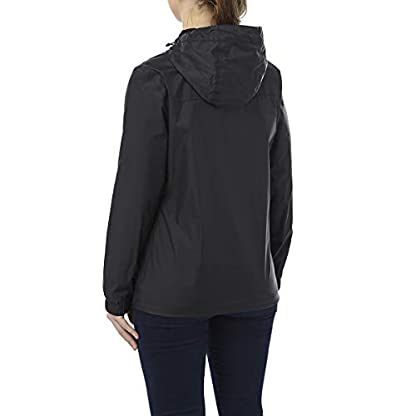 TOG 24 Craven Womens Zip Up Packable Lightweight Waterproof Jacket with Hood – windproof and breathable 3