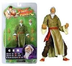 Streetfighter Series 3: Gen Figure by Sota Toys