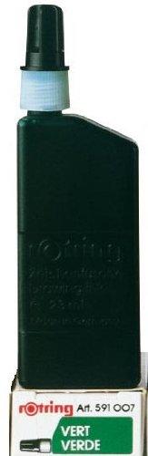 Rotring Isograph frasco de tinta de 23ml, verde