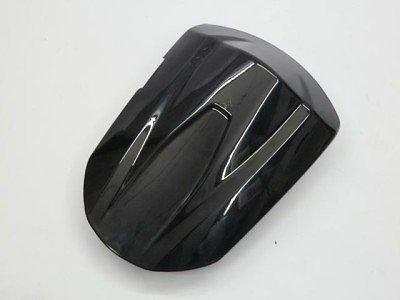 FATExpress Moto Noir Brillant Arrière Siège Passager Passager Bénitier Coque Rigide ABS Moteur de Queue de Carénage pour 2008-2009 Suzuki GSXR GSX-R 750 K8 08-09