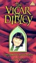 The Vicar of Dibley - The Complete Second Series - Love & Marriage [DVD]