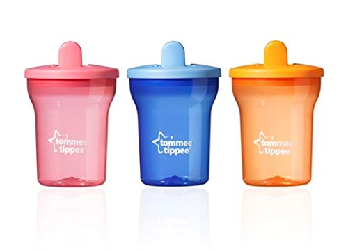 Tommee Tippee - Primo bicchiere per bambini, Essential Basics