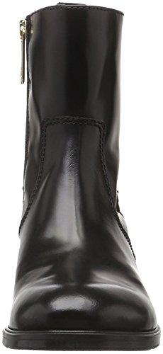 Tommy Hilfiger P1285olly 2a, Bottes Classiques femme Noir - Noir (990)