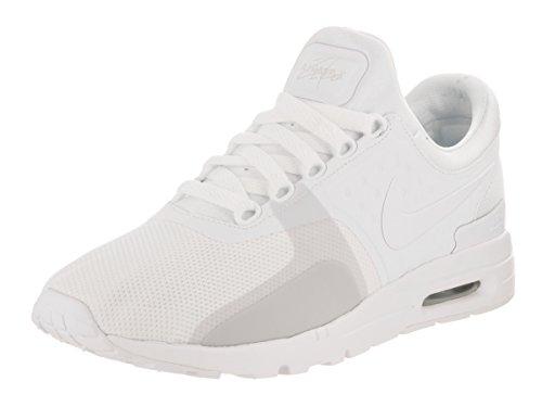 Nike Damen W Air Max Zero Laufschuhe Bianco / Bianco Puro Platino