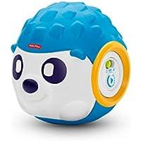 Fisher-Price Erizo rueda y aprende, juguete educativo +3 años (Mattel FPR33)