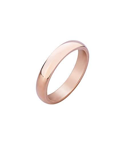 Gioielli di valenza fede unoaerre mod. comoda in oro rosa 18kt - 10