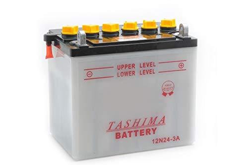 Batteria Tashima 12N24-3A 12V 24Ah (fornita senza acidi)