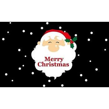 Christmas Seasons Greetings Snowman Banner 5/'x3/' Flag LAST FEW