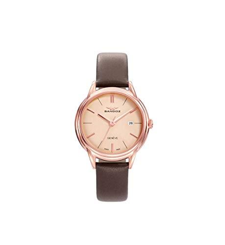 Sandoz 81354-97 Montre Suisse pour Femme