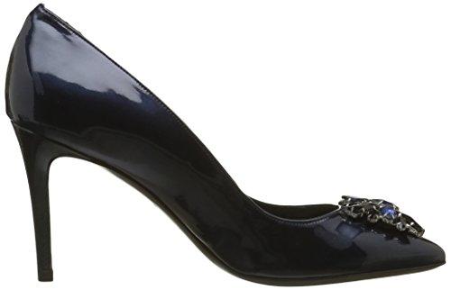 Atelier Mercadal - Anastasia, Scarpe col tacco Donna Blu (Bleu (Vernice Perlato Blu/Étoile Bl/Nr))