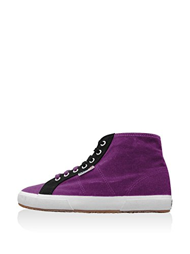 Superga 2095 de cotsueu s003t50 Unisexe - Adulte Fashion Sneakers Dahlia-Black