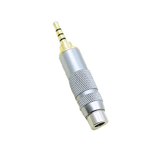 Hzjundasi 2.5mm Macho 3.5mm Hembra Balanceado Cordón