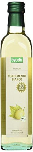 Byodo Bio Condimento Bianco, 2er Pack (2 x 500 ml)