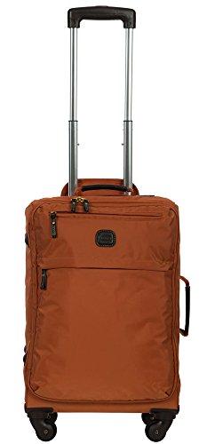 Bric's X-Travel Trolley Orange/Brown Orange/Brown