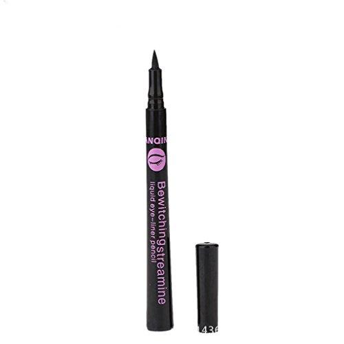 Newsbenessere.com 31x1RWs4ZJL LUFA Black Eyeliner impermeabile Liquido Eye Liner Pen Pen Makeup Bellezza