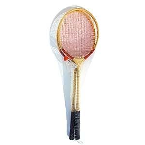 Vilac - Raquettes de Badminton en bois - Grand modèle