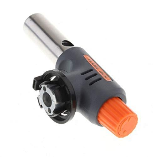 sdfghzsedfgsdfg Antorcha Portable Encendedor de Gas butano lanzallamas quemadores de Encendido espontáneo...