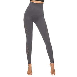 only storerine_Frauen Joggingpants Frauen Mode vielseitig schweißabsorbierend schlank Hüfte Übung Fitness Yoga Hosen Frauen hohe Taille Bauch Kontrolle Abnehmen Gamaschen Leggings Strumpfhosen