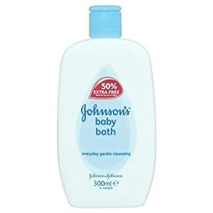 Johnson's Baby Bath 300ml - Pack of 6